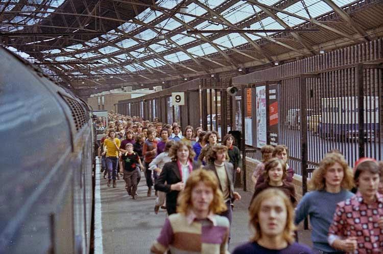 Chaos on the Tracks: Football Specials | FOOTY FAIR