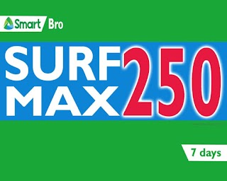 SurfMax 250 – 7 Days All access to Apps and Sites up to 800MB/day