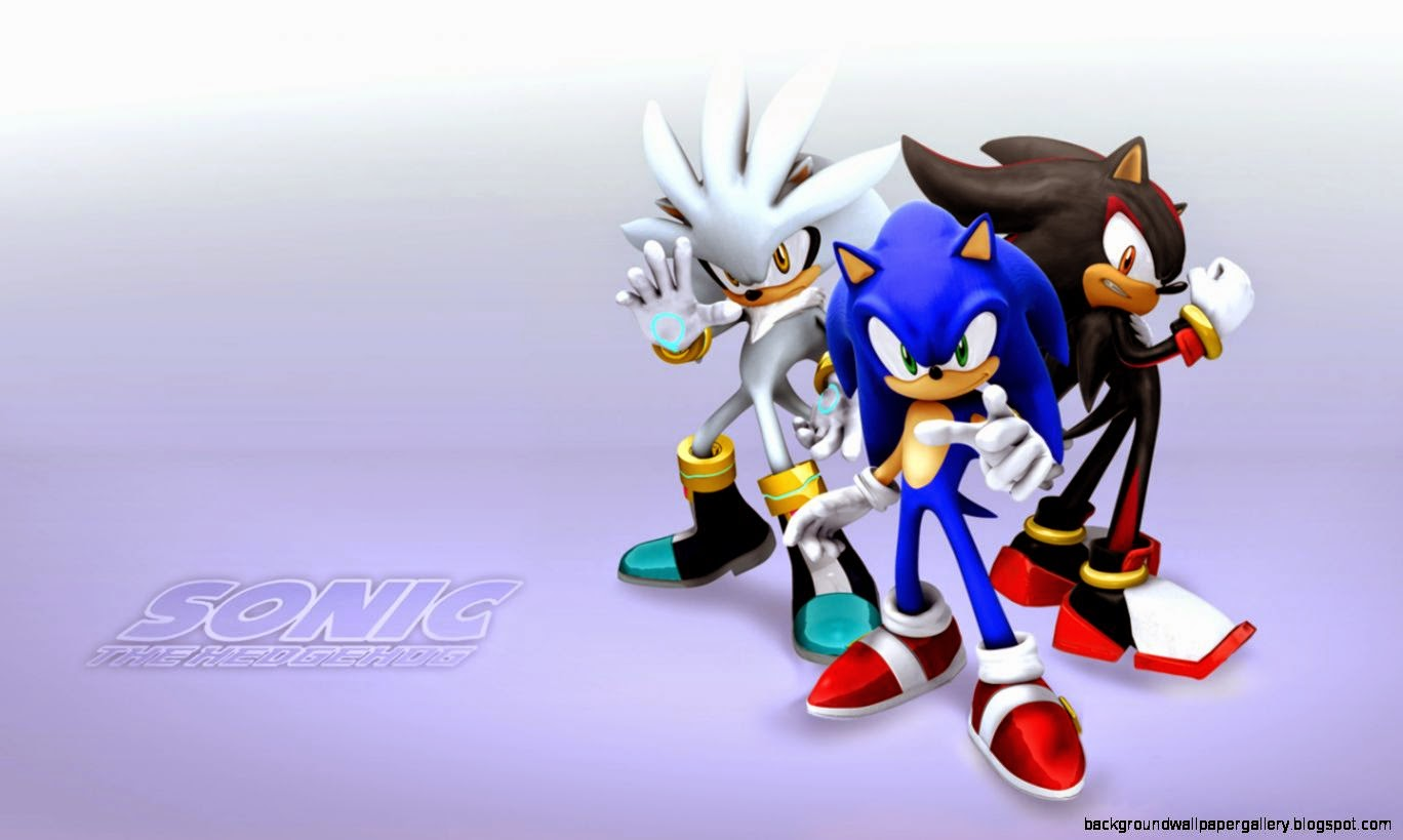 Sonic Hedgehog Wallpapers Hd Background Wallpaper Gallery