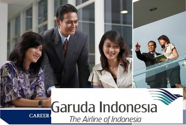 Lowongan Kerja Garuda Indonesia Fresh Graduate Agustus 2017