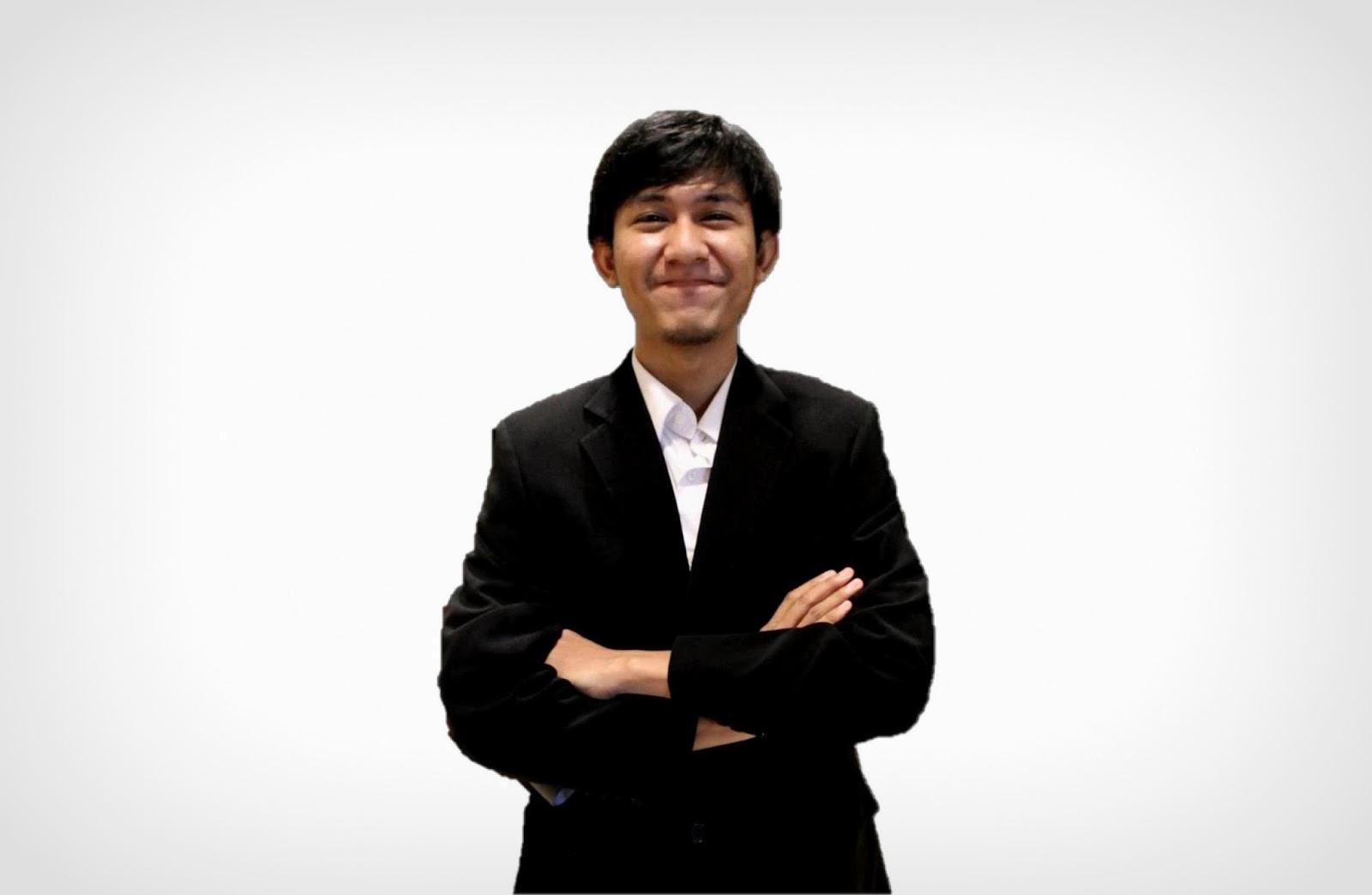 Gilang Ardana, IYF Regional Director, Asia & Pacific