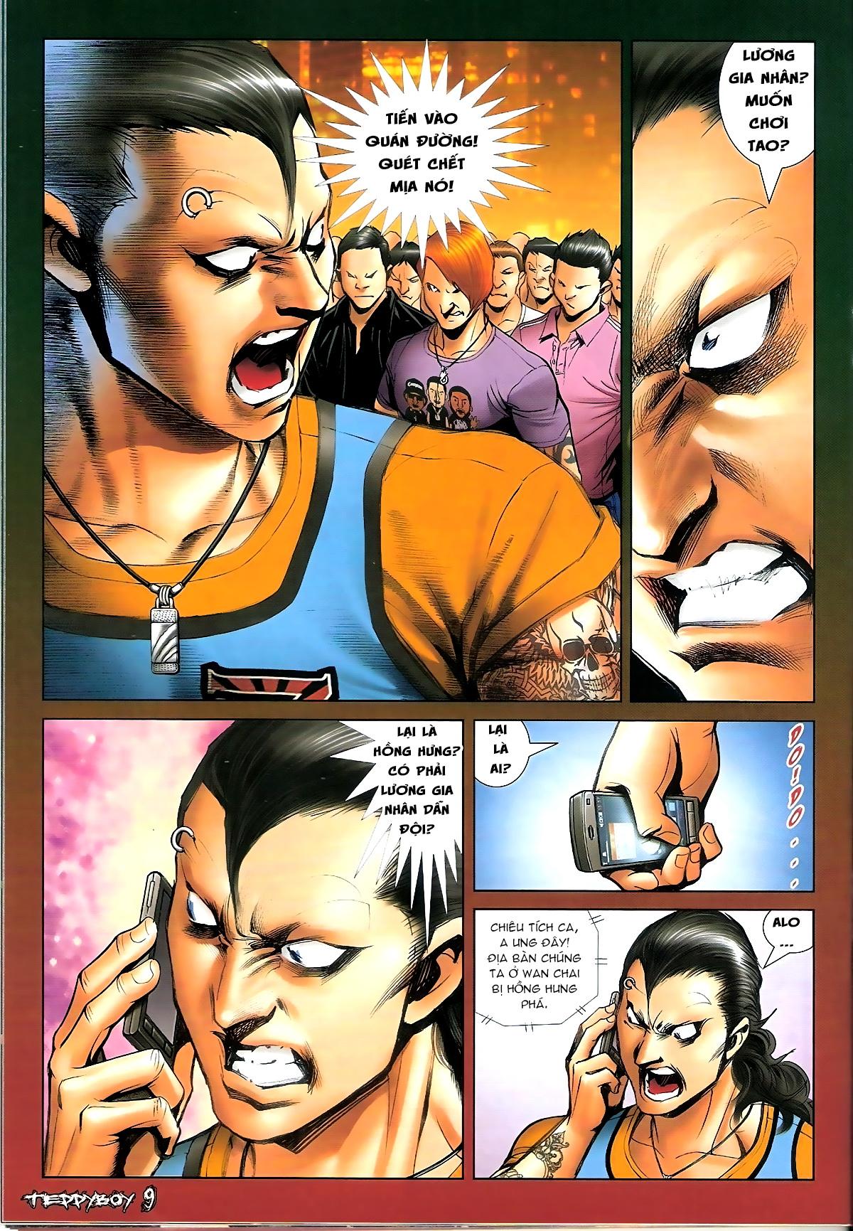 Người Trong Giang Hồ - Chapter 1338: Lương Gia Nhân và Chiêu Tích - Pic 7