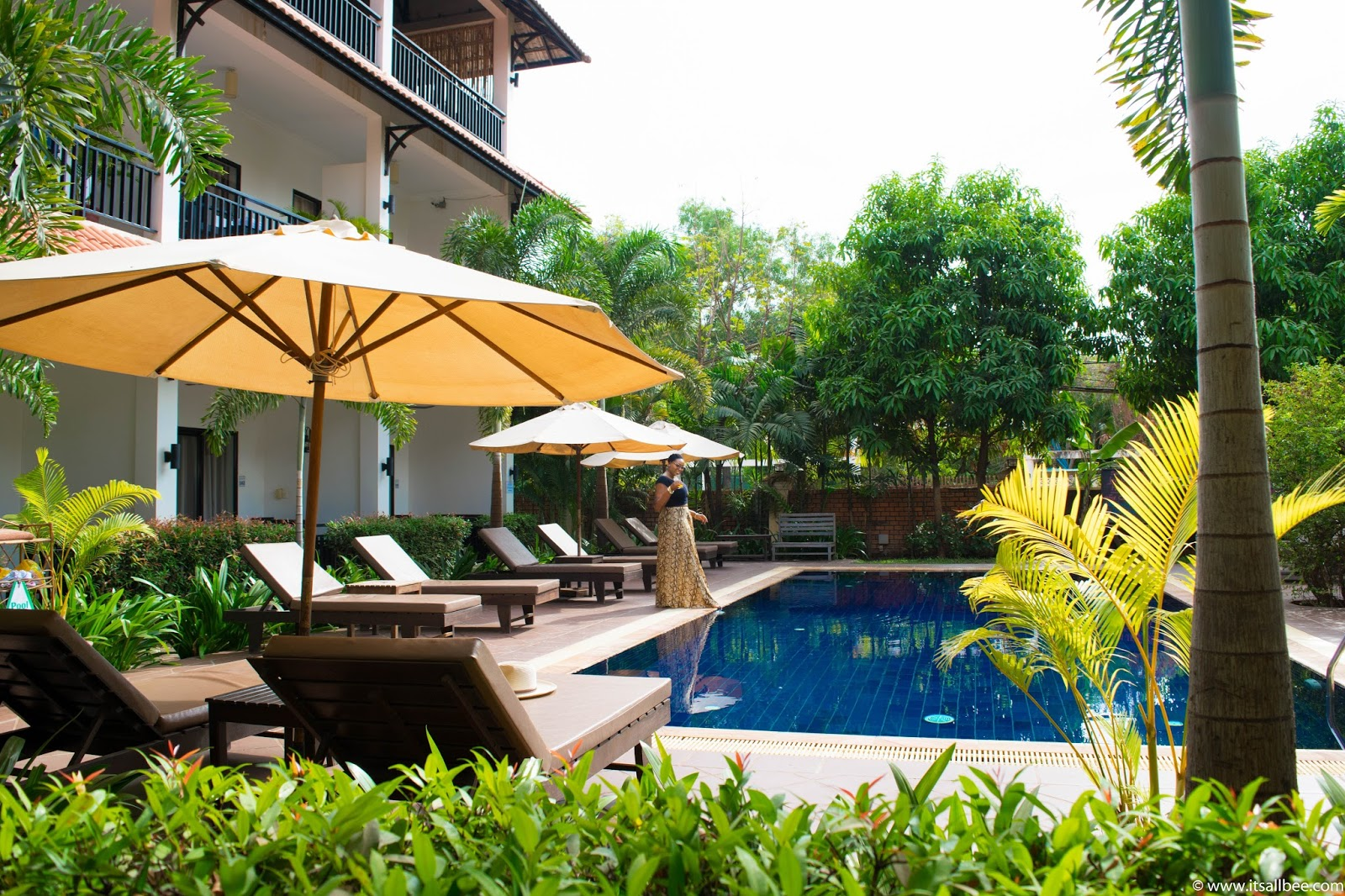 Cambodia | Where To Stay In Siem Reap Near Pub Street