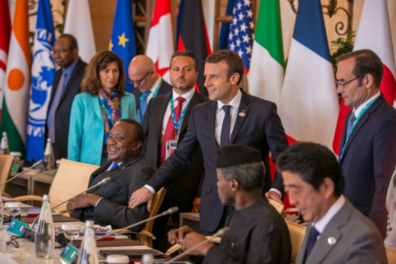 Photos: Acting President, Yemi Osinbajo joins Donald Trump and other world leaders at the G7 Summit in Italy