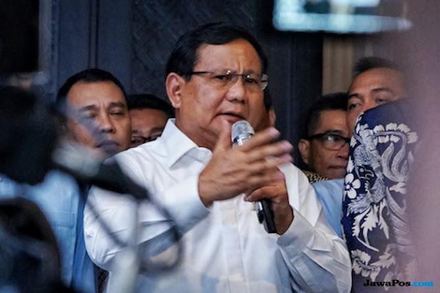 Begini Resep Prabowo ke Pemerintah untuk Perbaiki Ekonomi Indonesia
