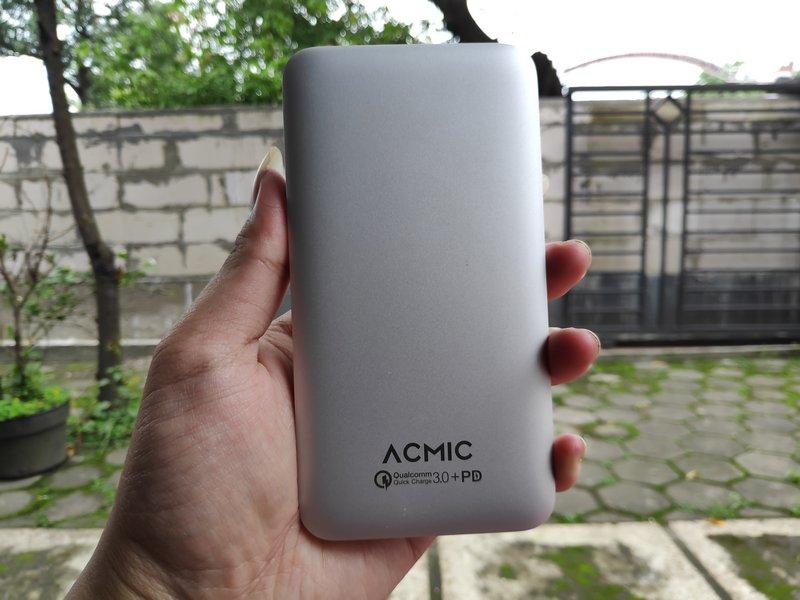 Desain Acmic A10Pro Gen2 10000mAh