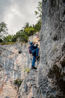 Silberkarklamm Rundweg Wilde Wasser und Klettersteige  Ramsau am Dachstein   Hias-Klettersteig  Siega-Klettersteig 09