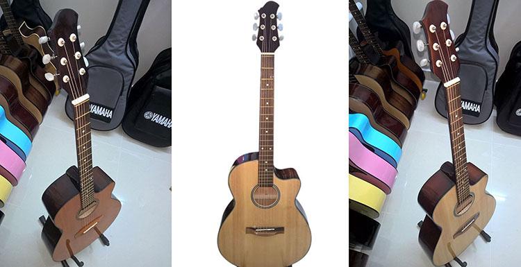 Top 5 cây đàn Guitar Acoustic tầm giá 1 triệu đáng mua nhất dành cho người mới chơi