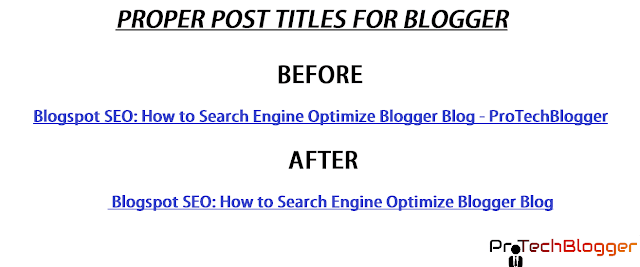 how to remove blog name from post titles and optimize your blog titles for seo to rank high in search results.