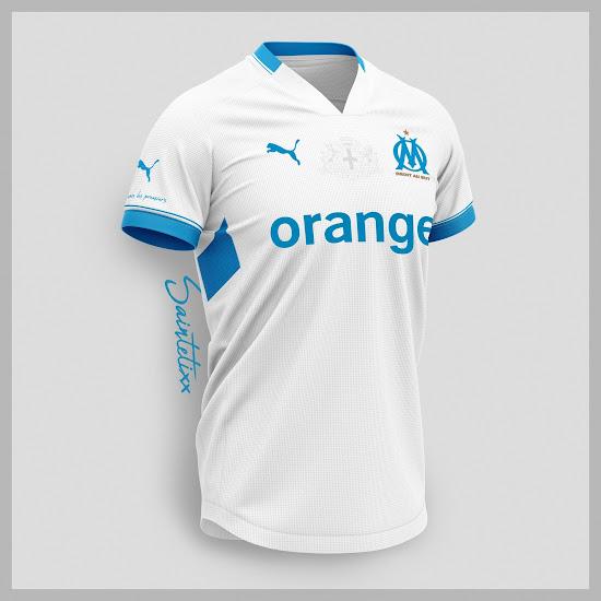 Puma Olympique Marseille 19 20 Concept Kits By Saintetixx Footy