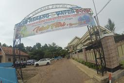Kolam Renang Dan Water Boom Telaga Putri Lampung-Tengah