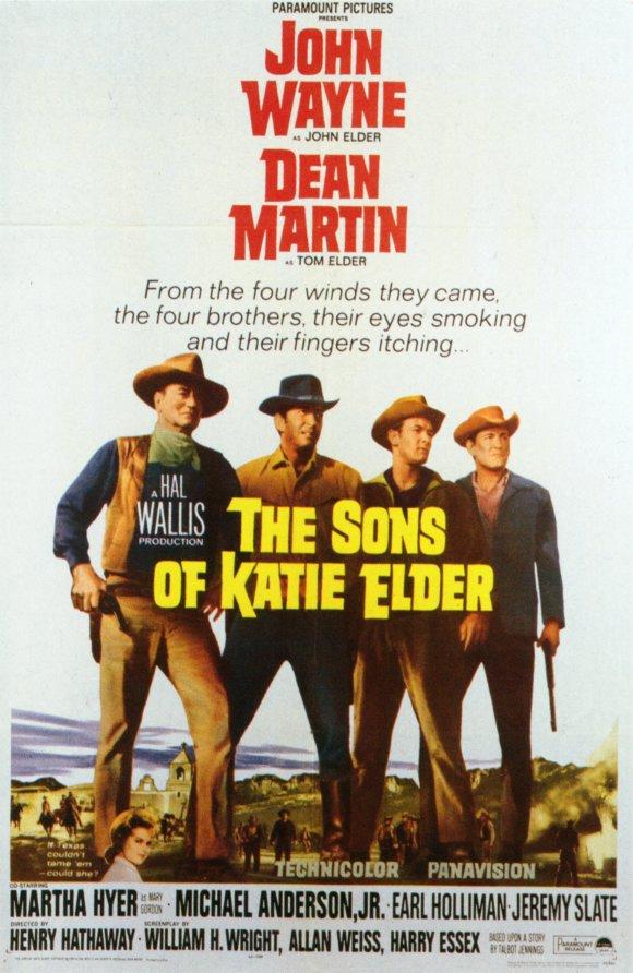 Poster do filme Os Filhos De Katie Elder