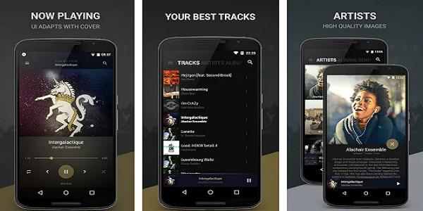 Aplikasi Musik Online dan Offline Terbaik 2019