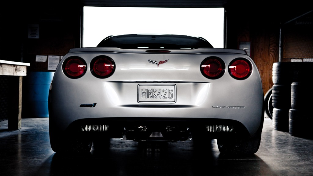 All 'bout Cars: Chevrolet Corvette C6 ZR1
