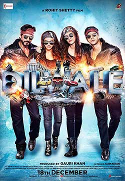 Dilwale 2015 Hindi Full Movie BluRay 720p