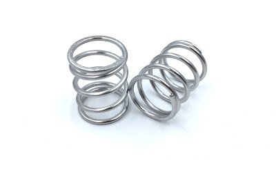 Custom Electropolished Springs - 17-7PH Stainless Material