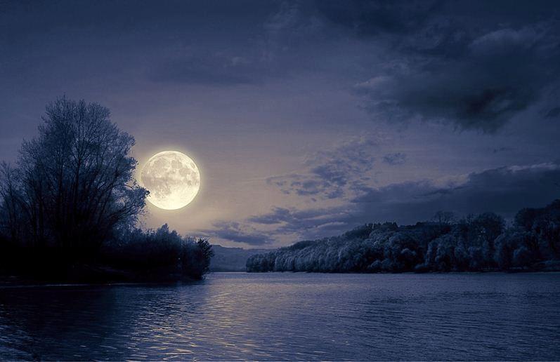 Mensagens Lua Cheia: Maucha Land: Meditação Da Lua Cheia