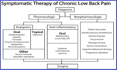 Symptomatic Therapy of Chronic Low Back Pain