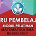 Modul Guru Pembelajar Matematika SMA revisi 2017 (Modul PKB 2017)