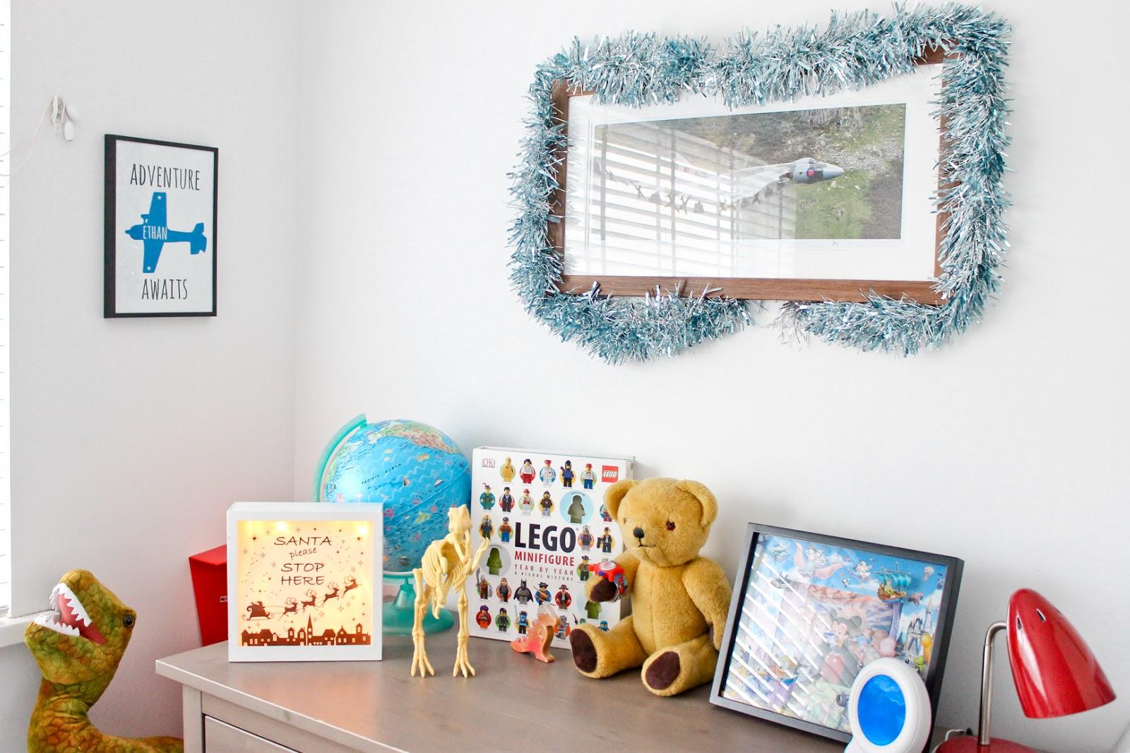 kids scandi room decor
