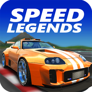 Speed Legends v2.0.1 APK + Data Obb Mod Unlimited Money
