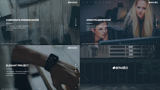 Minimalistic Brand Promo by Motion-Bear