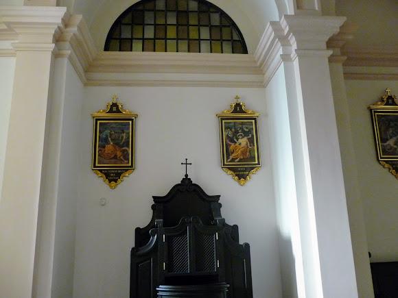 Бердичів. Костел Непорочного Зачаття Діви Марії