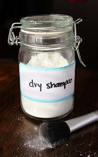 DIY: Šampon za suho pranje kose
