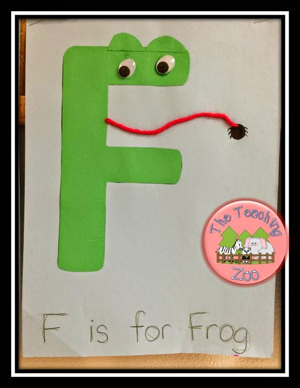 letter f crafts the teaching zoo f is for safety 2338