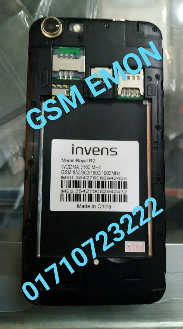 Invens E2 Flash File Firmware Sc7731 Android 60 Hang On Logo