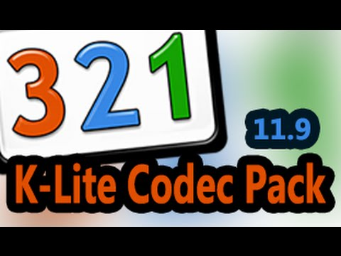 تحميل برنامج مشغل  6.K-Lite Mega Codec Pack 11.9  مجانا 2016