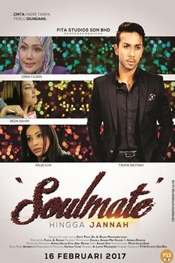 Soulmate Hingga Jannah (2017) HDTV 1080p
