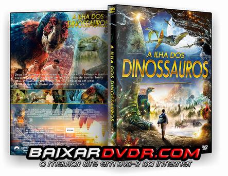 ILHA DOS DINOSSAUROS (2016) DUAL AUDIO DVD-R CUSTOM