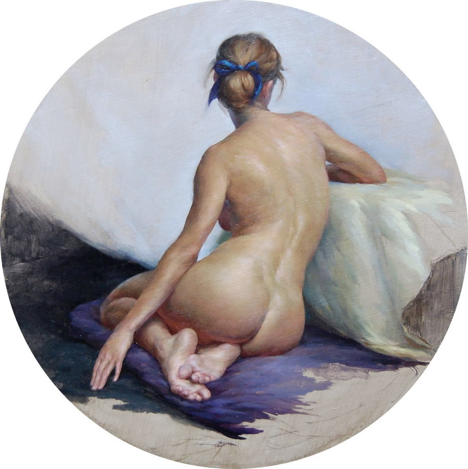 image El pintor y mi novia