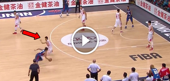Terrence Romeo's KILLER Crossover Against China (VIDEO) FIBA Asia 2015