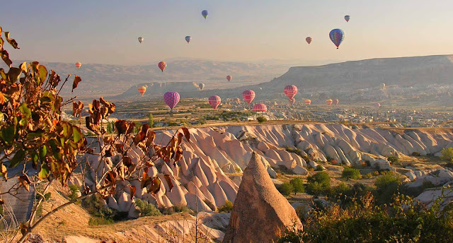 Ancient Region of Anatolia: Cappadocia, Turkey 8 Places to Visit Before You Die