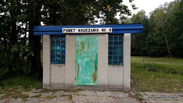 Warszawa Warsaw Bemowo Boernerowo strzelnica uczelnia wojsko strzelanie