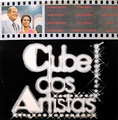 CLUBE DOS ARTISTAS