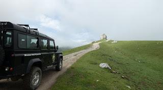 Ruta Especial en 4x4 por los Picos de Europa.