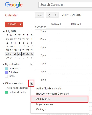 How To Import Facebook Friends\u0027 Birthdays To Google Calendar ~ Tech Hunt