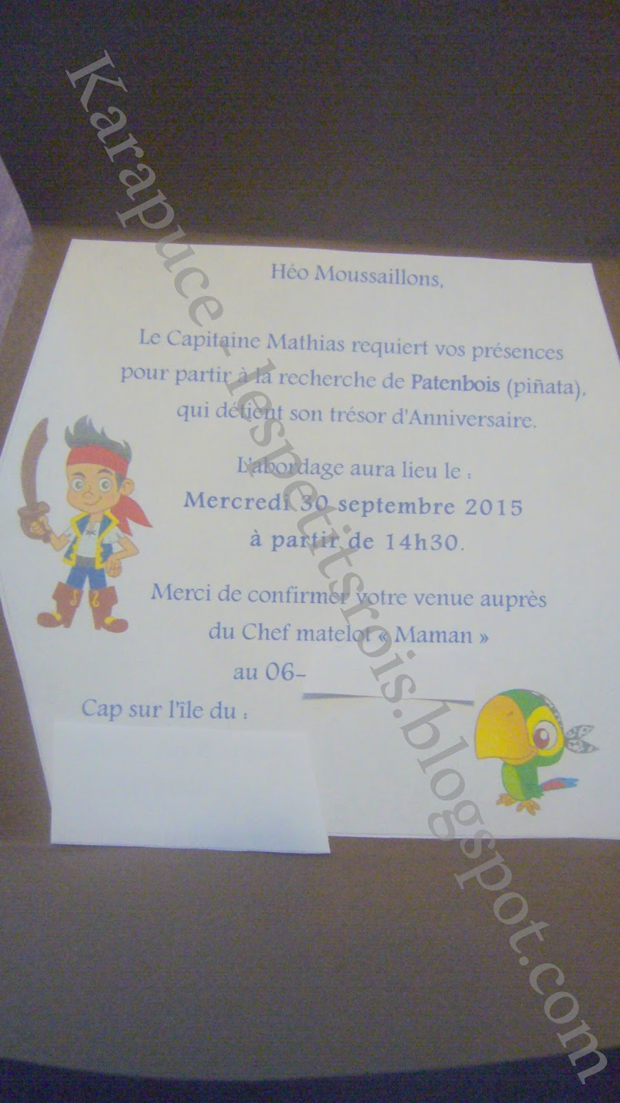 Petits Trésor Les Coffre Au RoisInvitations rCoexBd