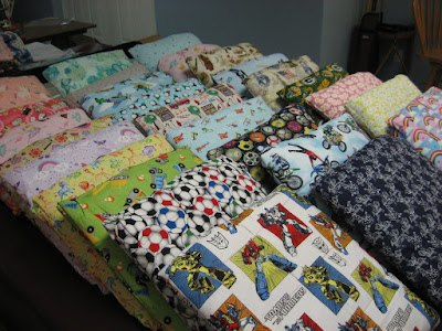 Pillow Quilts