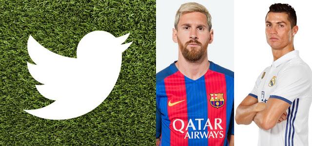 Twitter lança emojis para o El Clásico