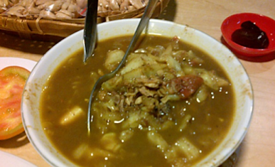 Gulai Makanan Khas Kota Semarang Wajib di Coba Saat Berada di Semarang