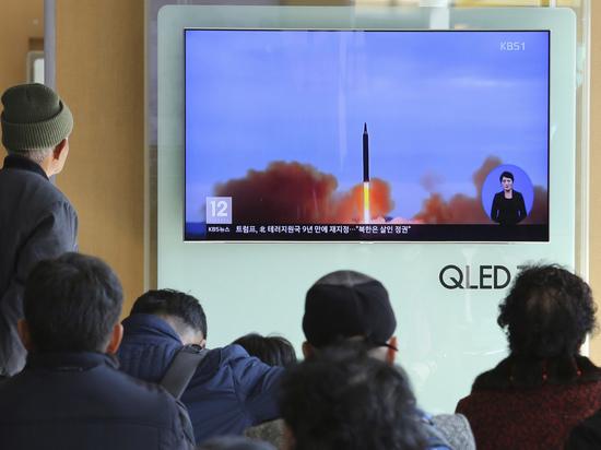Вопрос времени: в КНДР заявили о неизбежности войны с США