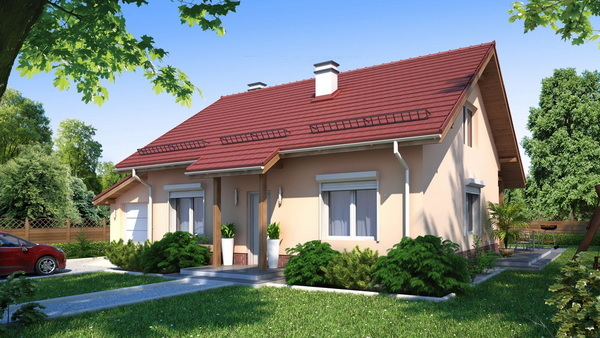Small House Plans With Estimated Cost Starting 100 000