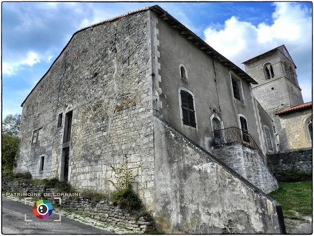 BATTIGNY (54) - Maison seigneuriale (XVIe siècle)