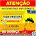 Secretaria municipal de saúde intensifica vacinação contra a Febre Amarela