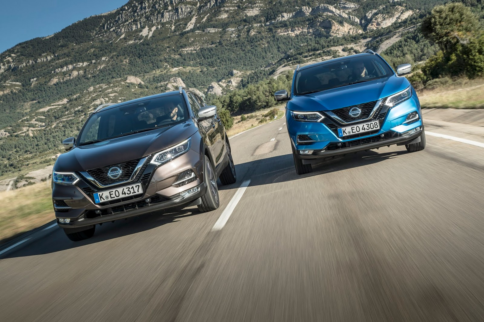 To Nissan Qashqai κατέκτησε τον τίτλο του Καλύτερου Αυτοκινήτου Βρετανικής Κατασκευής