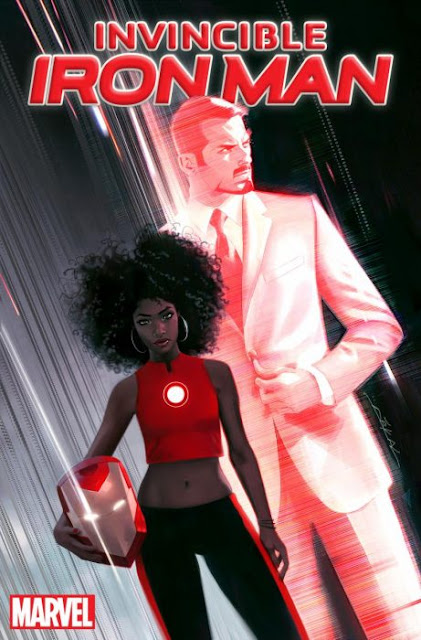 Adiós a Stark: Iron Man ahora será una chica afroamericana